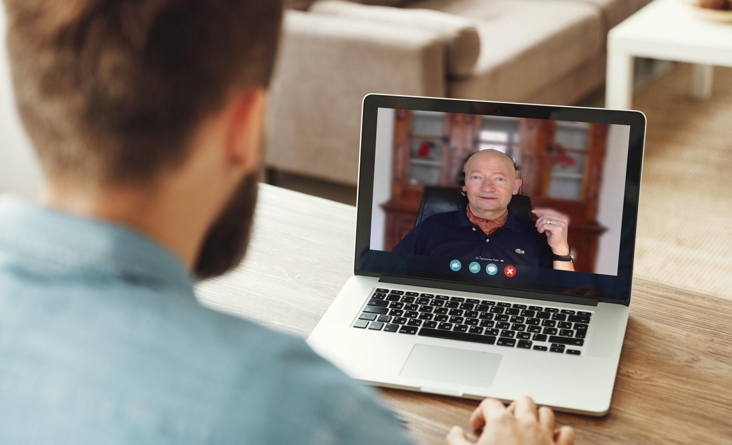 Videoberatung Rechtsanwalt